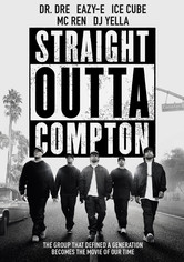 Rent Straight Outta Compton on DVD