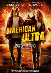 Rent American Ultra on DVD