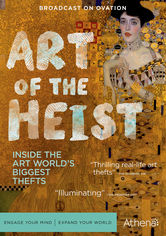 Rent Art of the Heist on DVD