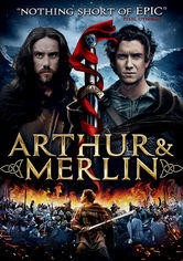 Rent Arthur & Merlin on DVD