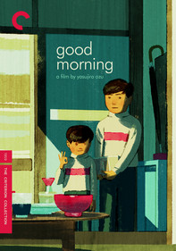 Yasujiro Ozu's Good Morning