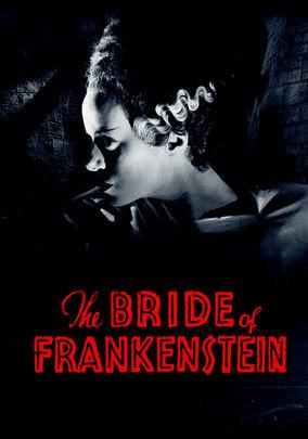 Rent The Bride of Frankenstein on DVD