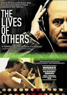 Rent The Lives of Others on DVD