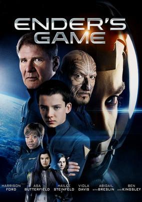 Rent Ender's Game on DVD
