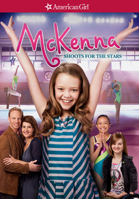 Rent An American Girl: McKenna Shoots for... on DVD