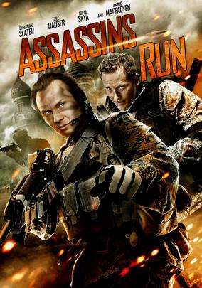 Rent Assassins Run on DVD