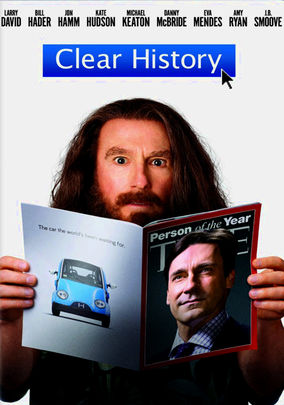 Rent Clear History on DVD