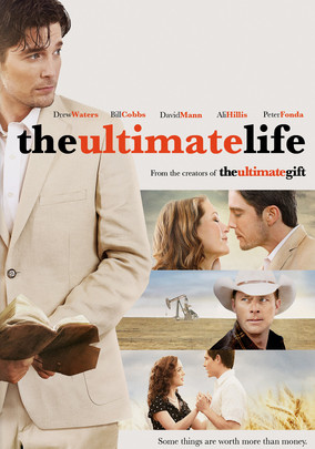 Rent The Ultimate Life on DVD