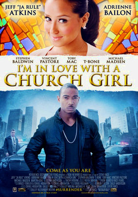 Rent I'm in Love with a Church Girl on DVD