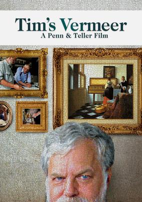 Rent Tim's Vermeer on DVD