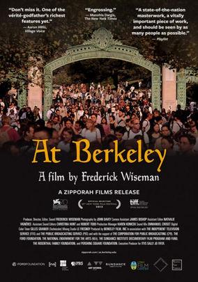Rent At Berkeley on DVD