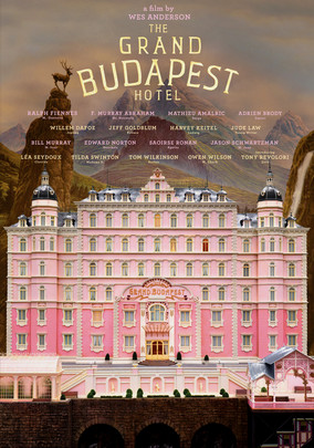 Rent The Grand Budapest Hotel on DVD