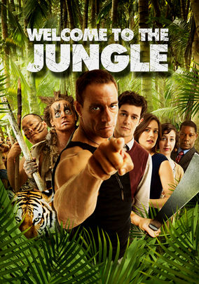 Rent Welcome to the Jungle on DVD