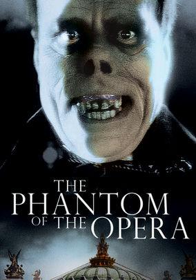 Rent The Phantom of the Opera on DVD