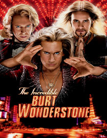 Incredible Burt Wonderstone iPad Movie