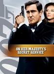 On Her Majesty's Secret Service (1969) Box Art