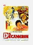 Decameron (Il Decameron) poster