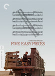 Five Easy Pieces (1970) box art