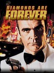 Diamonds Are Forever (1971) Box Art