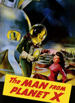 Man From Planet X (1951) poster