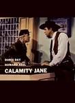 Calamity Jane (1953) poster