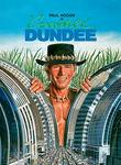 """""""Crocodile"""" Dundee II (1988) Box Art"""