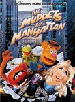 The Muppets Take Manhattan (1984) Box Art
