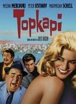 Topkapi (1964) poster