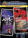 The Attic / Crawl Space Double Feature