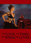 The Cook, the Thief, His Wife and Her Lover (1989) Box Art