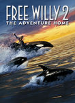 Free Willy 2: The Adventure Home (1995) Box Art