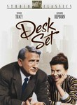 Desk Set (1957) Box Art