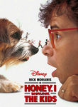 Honey, I Shrunk the Kids (1989) box art