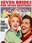 Seven Brides for Seven Brothers (1954) poster