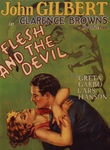 Flesh and the Devil (1926) poster