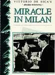 Miracle in Milan (Miracolo a Milano) poster
