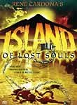 Island of Lost Souls (De Fortabte sjales o) poster