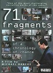 71 Fragments of a Chronology of Chance poster