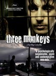 Three Monkeys (Uc maymun) poster