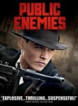 Public Enemies (2009) Box Art