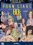 Midnight Blue: Vol. 6: Porn Stars of the 80's