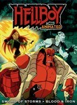 Hellboy: Animated: Sword of Storms / Blood & Iron