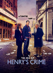 Henry's Crime box art