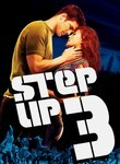 Step Up 3 (2010) Box Art