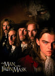 The Man in the Iron Mask (1997) Box Art