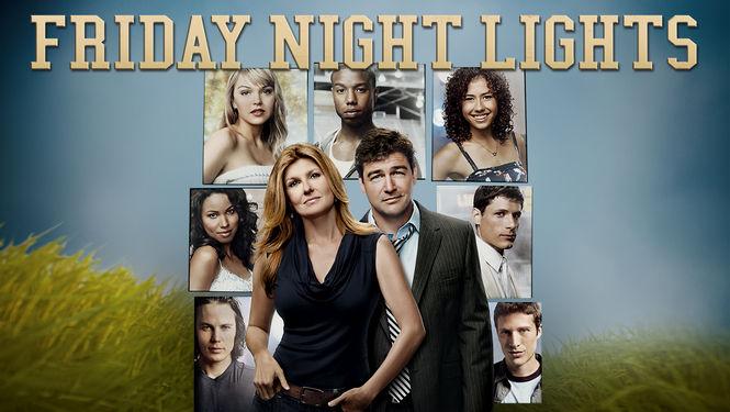 Rent Friday Night Lights on DVD