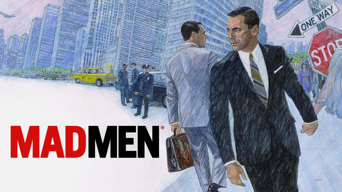 Rent Mad Men on DVD