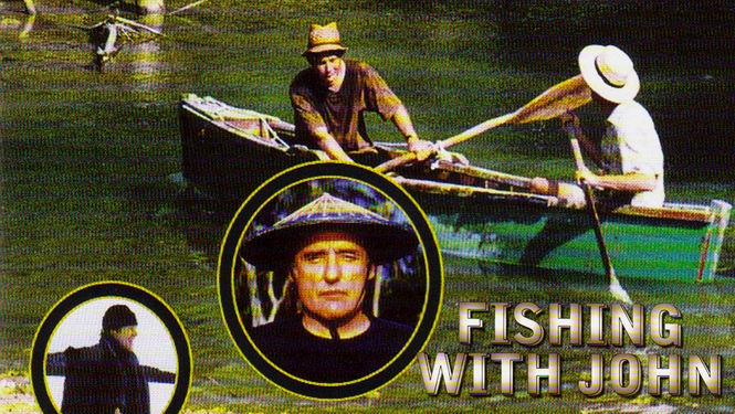 Rent Fishing with John on DVD